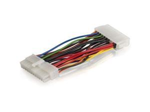 5.5In Atx 20-Pin Power Supply To 24-Pin Motherboard Adapter Cable
