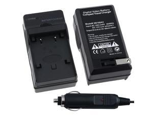 eForCity Battery Charger Compatible With Canon NB-2Lh NB-2L Eos Rebel Xt Xti