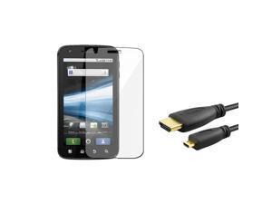 eForCity 10FT 10 FT MICRO HDMI HD CABLE Compatible with Motorola ATRIX 4G Droid Razr Atrix 2