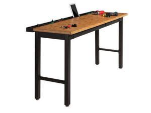 NewAge Workbench with Bamboo Work Surface 6 ft