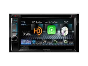 "Kenwood DDX6902S 6.2""eXcelon Multimedia Receiver With CarPlay"