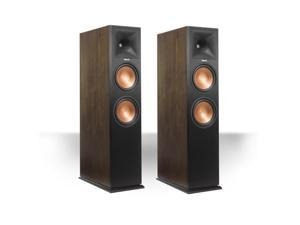 Klipsch RP-280FA Reference Premiere Dolby Atmos Enabled Floorstanding Speaker - Pair (Walnut)