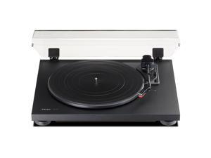 TEAC TN-100 Belt-Drive Turntable With Preamp And USB Digital Output (Black)