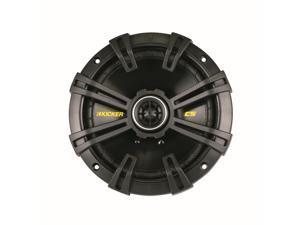 """Kicker 40CS674 6-3/4"""" CS-Series Coaxial Speakers - Pair (Black)"""