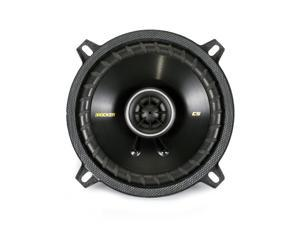 """Kicker 40CS54 5-1/4"""" CS-Series Coaxial Speakers - Pair (Black)"""