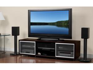 """Plateau SR-V 65 (EB)-S 65"""" TV Stand (Espresso)"""