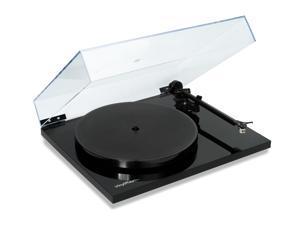 Flexson VinylPlay Plug-and-Play Digital Streaming Turntable (Black)