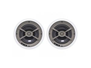 """Proficient Audio C801 8"""" In-Ceiling Speakers - Pair"""