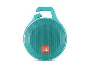 JBL Clip+ Portable Bluetooth Splashproof Speaker (Teal)