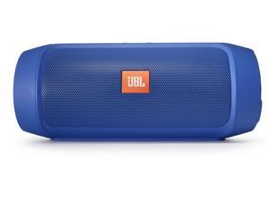 JBL Charge 2+ Portable Bluetooth Splashproof Speaker (Blue)