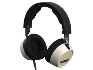 Audiofly AF240 Over-Ear Headphones With Mic (White)