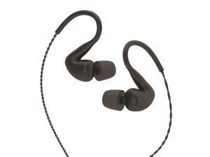 Audiofly AF120 Hybrid Dual-Driver In-Ear Headphones (Roadie Black)