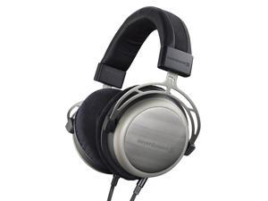 Beyerdynamic T 1 Tesla Audiophile Stereo Headphone - 2nd Generation (Black/Silver)