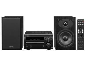 Denon D-M40 Ultimate Micro System (Black)