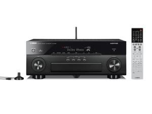 Yamaha RX-A850 Aventage 7.2-Channel 4K 3D Network AV Receiver With Bluetooth/HDCP 2.2