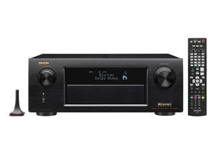 Denon AVR-X6200W 9.2-Channel Full 4K Ultra HD A/V Receiver With Bluetooth and Wi-Fi