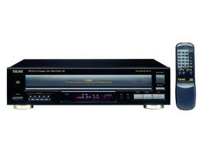 TEAC PD-D2610 MKII 5-Disc CD Changer With Remote