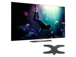 "LG OLED55B6P 55"" Class B6 Series 4K UHD OLED Smart TV with Mohu Sky 60 Outdoor Antenna"