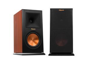 "Klipsch RP-160M Reference Premiere Monitor Speakers With 6.5"" Cerametallic Cone Woofer - Pair (Cherry))"