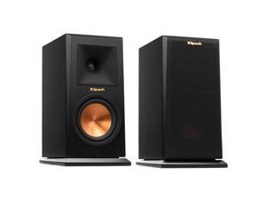 "Klipsch RP-150M Reference Premiere Monitor Speakers With 5.25"" Cerametallic Cone Woofer - Pair (Ebony)"