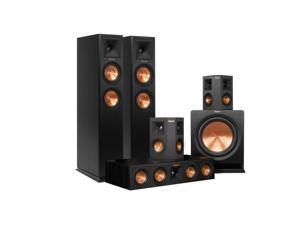 Klipsch 5.1 RP-250 Reference Premiere Speaker Package with R-112SW Subwoofer (Ebony)