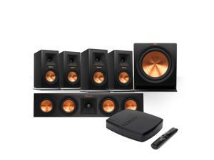 Klipsch Reference Premiere HD Wireless 5.1 Monitor System with FREE HD Control Center