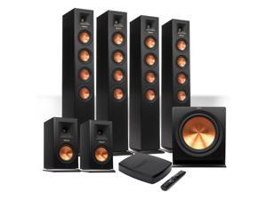 Klipsch Reference Premiere HD Wireless 6.1 Floorstanding System with FREE HD Control Center