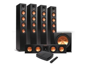 Klipsch Reference Premiere HD Wireless 5.1 Floorstanding System with FREE HD Control Center