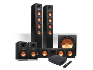 Klipsch Reference Premiere HD Wireless 5.1 Floorstanding and Monitor System with FREE HD Control Center