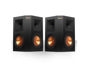 """Klipsch RP-250S Reference Premiere Surround Speakers with Dual 5.25"""" Cerametallic Cone Woofers - Pair (Ebony)"""