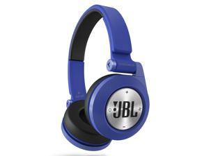 JBL  Blue  E40BTBLU  On Ear BT Headphones