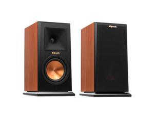 """Klipsch RP-150M Reference Premiere Monitor Speakers With 5.25"""" Cerametallic Cone Woofer - Pair (Cherry)"""