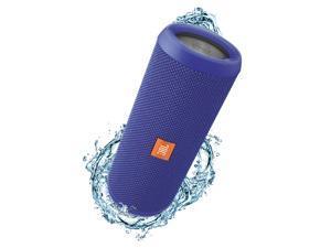 JBL Flip 3 Portable Wireless Bluetooth Speaker (Blue)