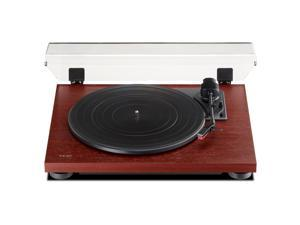 TEAC TN-100 Belt-Drive Turntable With Preamp And USB Digital Output (Cherry)