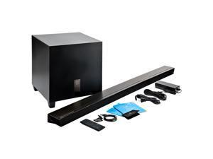 Definitive Technology W Studio Micro Ultra-Slim 3.1-Channel Wireless Soundbar (Black)