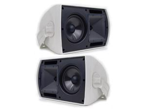 "Klipsch AW-650 6.5"" Reference Series Outdoor Loudspeakers - Pair (White)"
