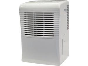 The RDH170 Dehumidifier is Energy Star rated & dehumidifies up to 70 pt per day