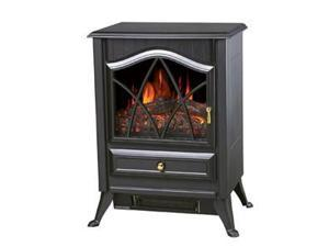 GC Ashton Elec Stove Black