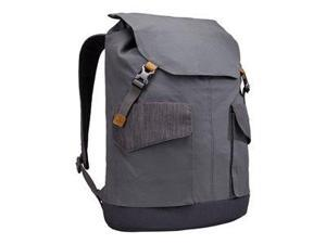 "Case Logic LoDo Large Backpack - Notebook carrying backpack - 15.6"" - graphite"