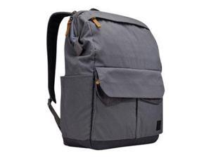 "Case Logic LoDo Medium Backpack - Notebook carrying backpack - 15"" - graphite"