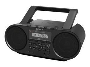 Sony ZS-RS60BT - Boombox - 4 Watt - black