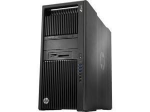 HP Z840 Convertible Mini-tower Workstation - 2 x Processors Supported - 2 x Intel Xeon E5-2620 v3 He