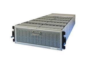 HGST 4U60 Drive Enclosure - 4U Rack-mountable - 60 x HDD Supported - 60 x HDD Installed - 240 TB Ins