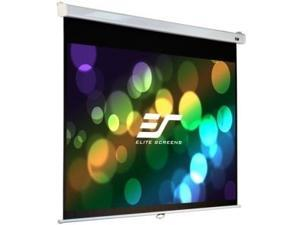 Elite Screens M120HSR-Pro Manual SRM Pro Ceiling/Wall Mount Manual Pull Down Projection Screen (120&