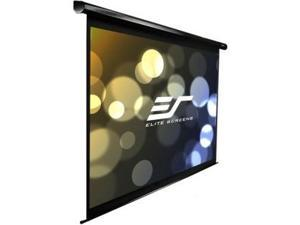 "Elite Screens VMAX135XWV2 VMAX2 Ceiling/Wall Mount Electric Projection Screen (135"" 4:3 Aspect R"