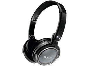 Supersonic IQ-213 SILVER ROCKERZ II 2-in-1 Deep Bass Stereo Headphones&#59;& Earphones (Silver)