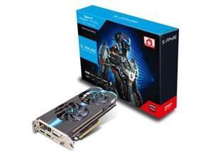 Sapphire Video Card 11240-12-20G Vapor-X R7 370 4GB DDR5 PCI Express HDMI/ DVI-I / DVI-D / DisplayPort Retail