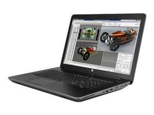 "HP ZBook 17 G3 (V2W66UT#ABA) Mobile Workstation Intel Xeon 1535M v5 (2.90 GHz) 16 GB Memory 1 TB HDD 512 GB SSD NVIDIA Quadro M5000M 17.3"" Windows 7 Professional 64-Bit (downgrade from Windows 10 Pro)"