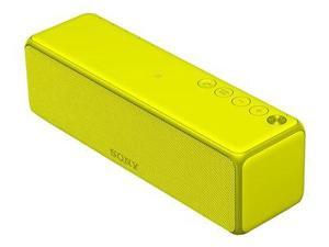 Sony h.ear go SRS-HG1 - Speaker - for portable use - wireless - lime yellow