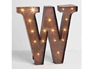 Gerson 92691 - 92669W Lighted Letters and Symbols